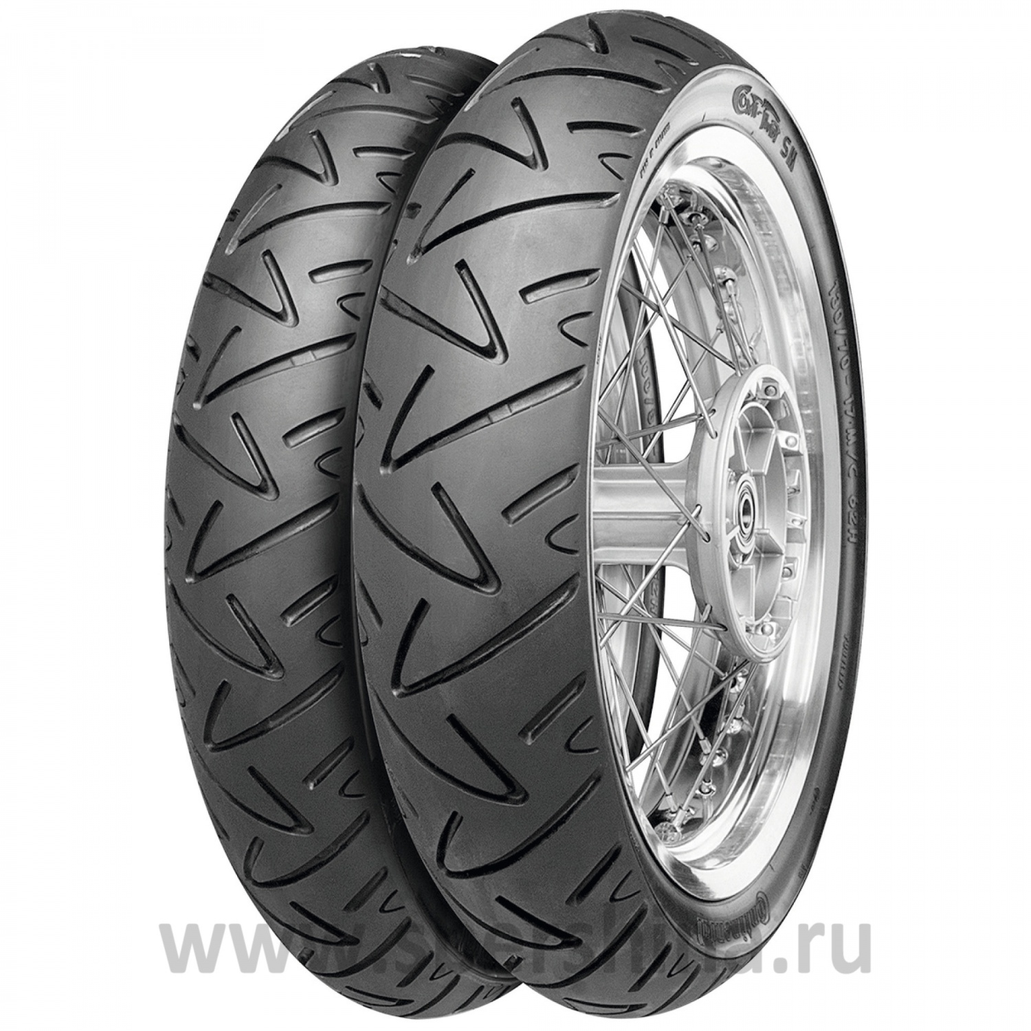 Continental Twist 120/70 R10 54L TL