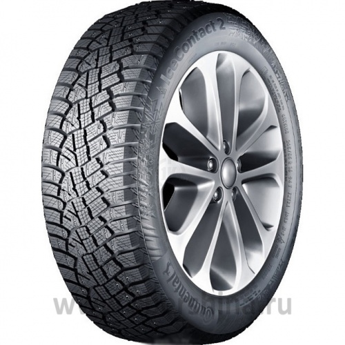 Continental IceContact 2 SUV 275/40 R20 106T XL